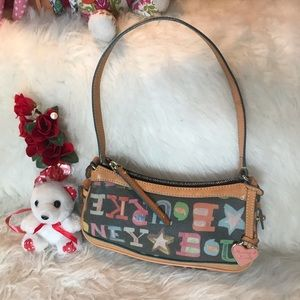 Authentic Dooney and Bourke mini Purse
